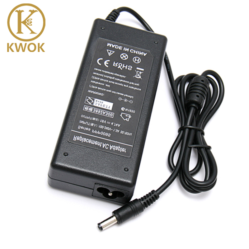 19V 4.74A AC Power Supply Notebook Adaptador de Carregador Para ASUS Laptop A46C X43B A8J K52 U1 U3 S5 W3 W7 Z3 Para Toshiba / HP Notbook