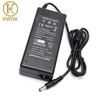 19V 4 74A zasilanie prądem zmiennym dostaw zasilacz do ładowania notebooka ładowarka dla ASUS Laptop A46C X43B A8J K52 U1 U3 S5 W3 W7 Z3 dla Toshiba HP notebook podkładka pod tanie i dobre opinie KWOKKERK For asus ADP-90SB ADP-90ab Dla lenovo Dla fujitsu Dla hp 19 v 100V-240VAC (50-60Hz) 5 5mmx2 5mm