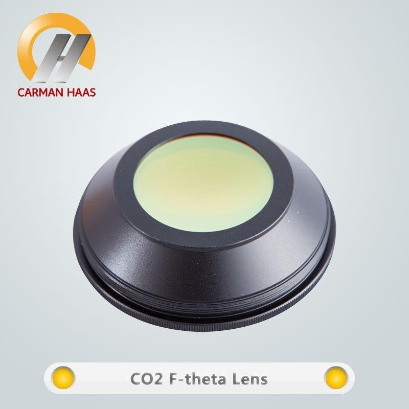 Carmanhaas Co2 Laser f-theta lentille de balayage ZnSe Scanners champ 250*250mm de diamètre. 48mm pour le marquage Laser
