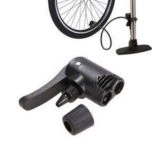 Аксессуары для велоспорта, велосипедная шина, Сменная трубка Presta с двумя головками, воздушный насос, адаптер, клапан, полезный велосипедный компонентный насос
