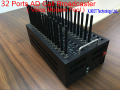 New Product : Advertising Call Broadcaster Modem Pool ! Great Innovative ! Send VOLUME AD Call ( Voice ) !  32 ports Call Modem