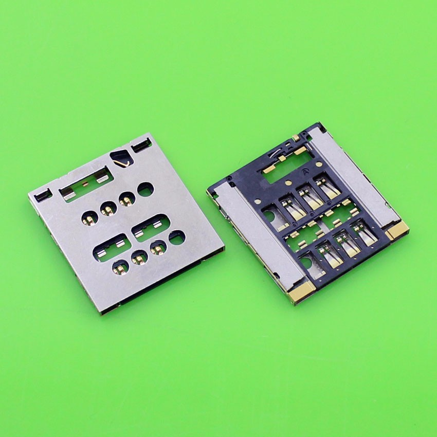 Brand new Sim Card Reader Holder For Sony Xperia Acro S LT26W Sim Slot Tray Replacement,