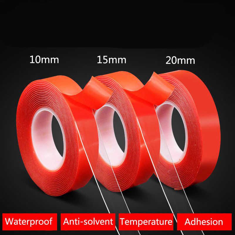 Car Sticker Repair Heat Resistant Double Sided Tape For Renault Koleos Megane Scenic Fluence Laguna Velsatis