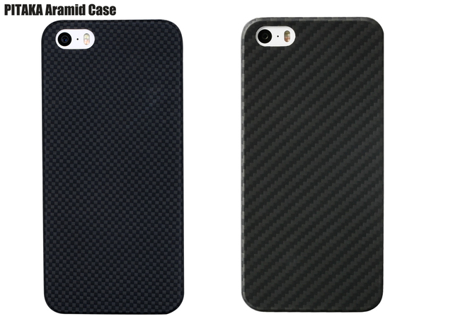 on sale 34c5f 2fad8 US $55.78  PITAKA Phone Cover for iPhone 5 / 5s / SE Case Aramid Material  Luxury Case 4.0 No Signal Interference Carbon Hard Slim Case on ...