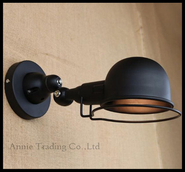 Wall Light Mechanical Arm France Jielde Wall Lamp Reminisce Retractable Double Vintage Folding Rod led bulb included sconces luz