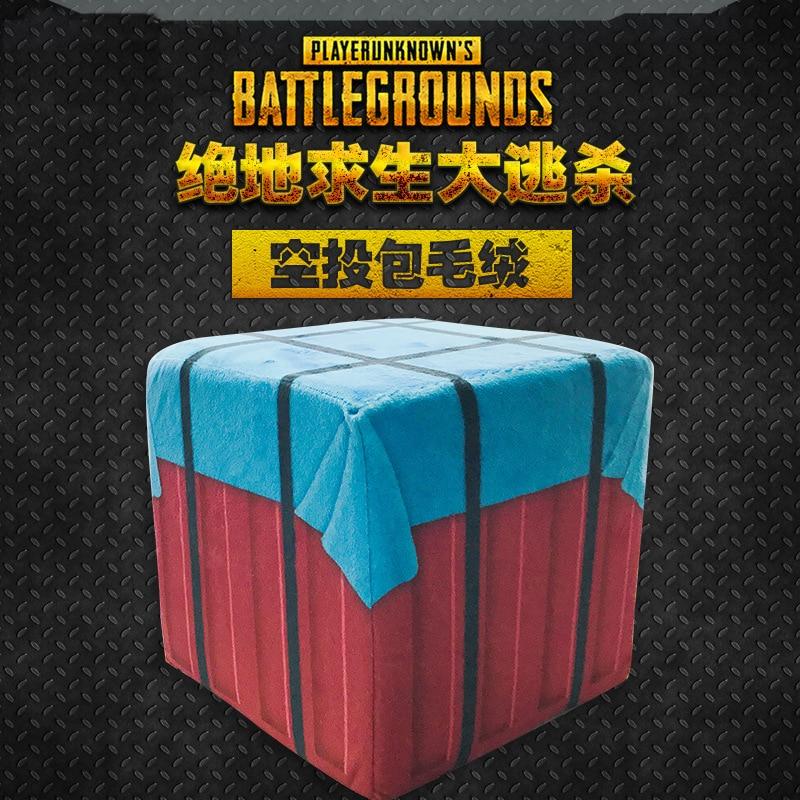 Game Playerunknowns Battlegrounds Airdrop Paradrop Model
