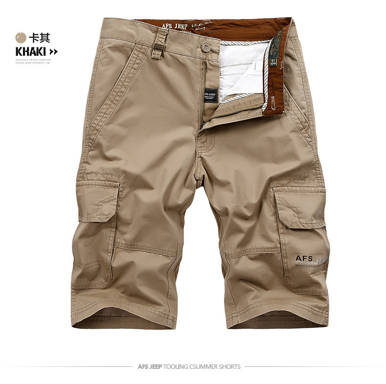 Summer Militar 100% cotton Men tactical Cargo Shorts trousers outdoor sports Trainning Male Hiking climbing tactics Short pants