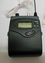 Odbiornik Bodypack odbiorniki beltpack słuchawki douszne do bezprzewodowego systemu monitorowania przewodnik wycieczek lustrzanka cyfrowa kamera mikrofon