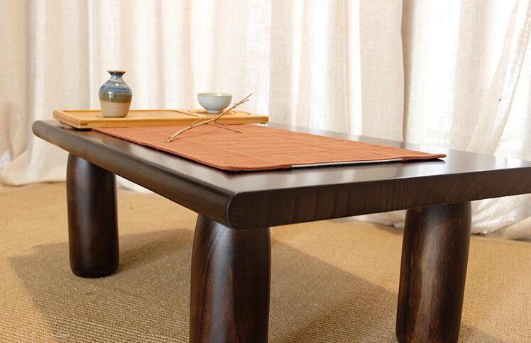 Asian Wood Furniture Chinese Tea Table Rectangle Living Room Furniture  Oriental Design Low Floor Kung Fu Coffee Tea Table Wooden in Coffee Tables  from. Asian Wood Furniture Chinese Tea Table Rectangle Living Room