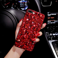 3D Bling Woman Handmade Rhinestone Diamond Gift Phone Cover Case For Samsung Galaxy A3 A5 A7