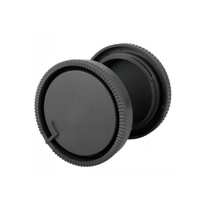 Image 3 - 50pairs/lot camera Body cap + Rear Lens Cap for Canon nikon Sony NEX for Pentax Olympus Micro M4/3 Panasonic M42 FD Camera Mount