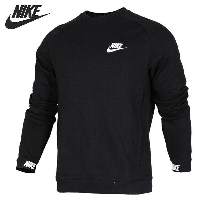 Original New Arrival 2018 NIKE S M NSW AV15 CRW FLC Men's Pullover Jerseys Sportswear