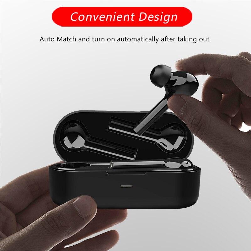 Sans fil Bluetooth5.0 air pod Écouteur JS18 FreeBud étanche Sans Fil Écouteurs Stéréo Bluetooth casque Pour iphone xiaomi huawei - 2