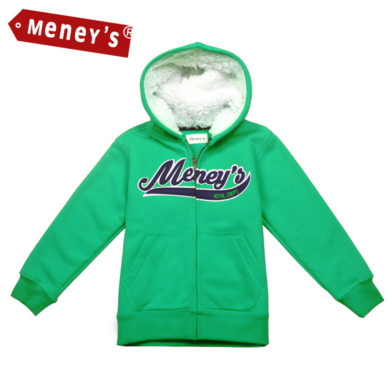 Meney s Boys Girls Classic Brand Jackets Warmer Hoodies Outdoor Coats for Kids Winter Baby Clothes