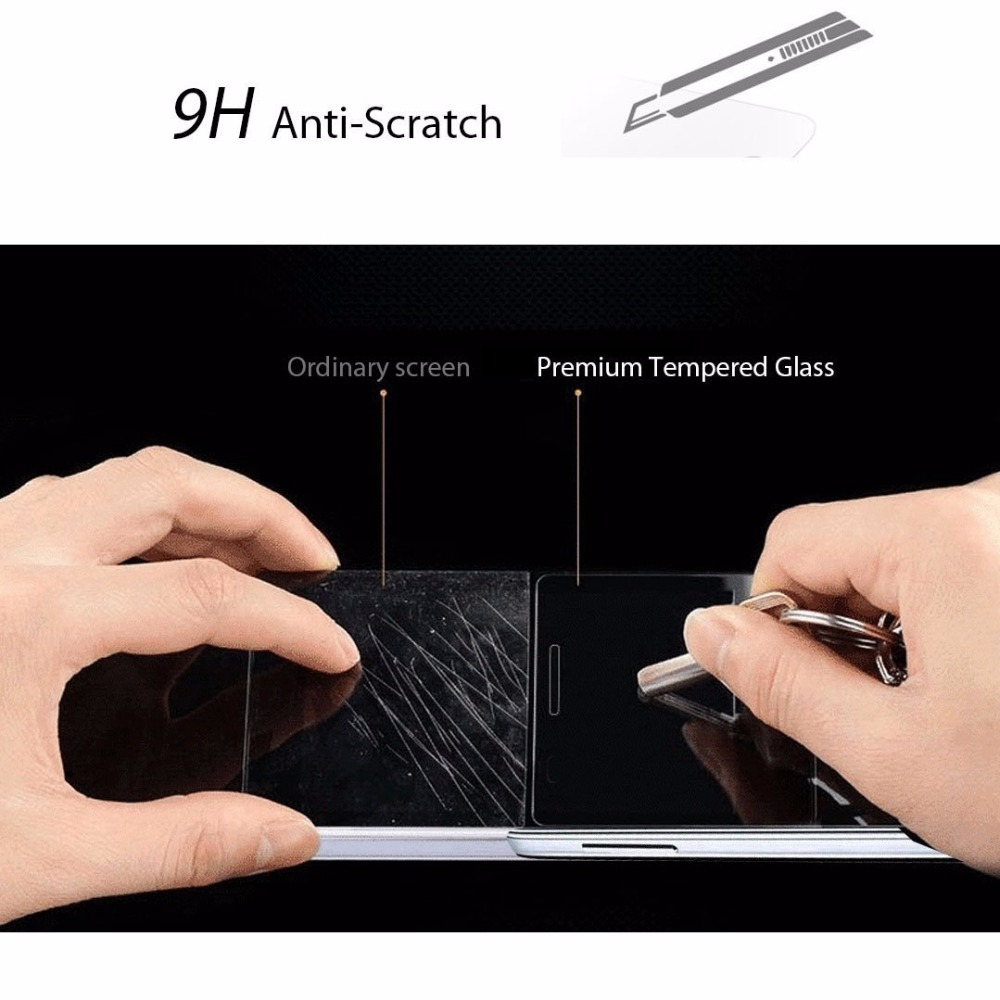 9H 2.5D Tempered Glass Screen Protective Protector Film For Samsung Galaxy S3 S4 S5 S6 S7 A3 A5 A7 A8 J1 J5 J7 Note 2 3 4 5 E7