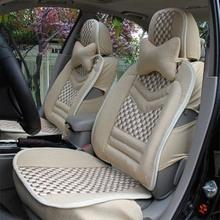 High quality+ Free shipping for Peugeot 206 seat covers Peugeot 206 cushion health care cushion four seasons seat covers