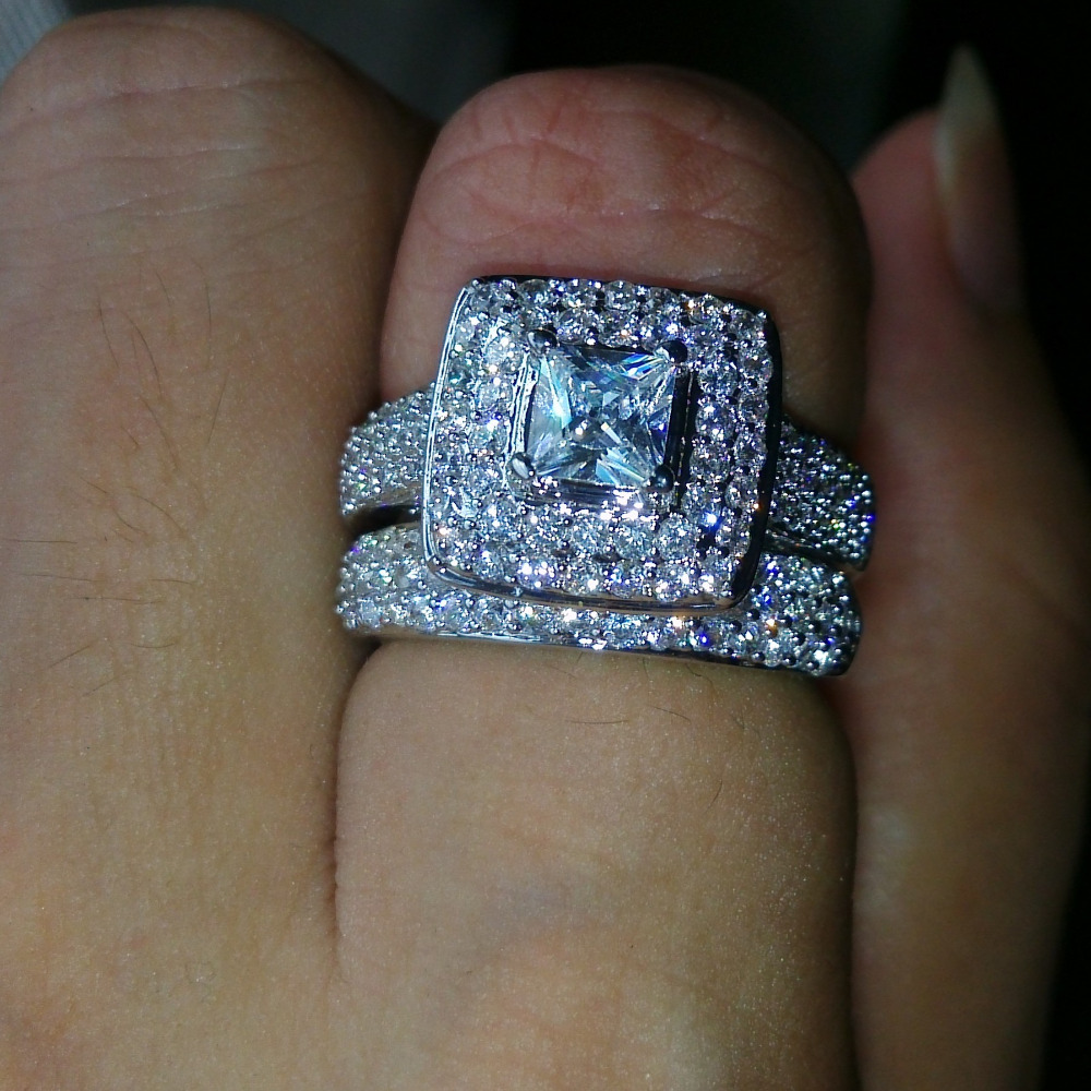 choucong Nice Jewelry 134 հատ հատ Stone 5A ցիրկոնի - Նորաձև զարդեր - Լուսանկար 4