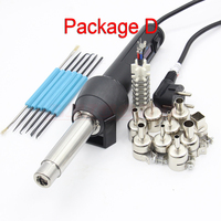 YIHUA 8858 I 8858 220V 110V EU US 650W LCD Adjustable Electronic Heat Hot Air Gun