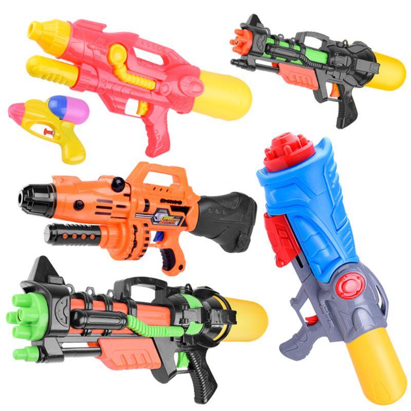 New 1000ml Jumbo Blaster Water Gun Toy Kids Beach Squirt Toy Pistol Spray Summer Pool Outdoor Toy Kids Toy