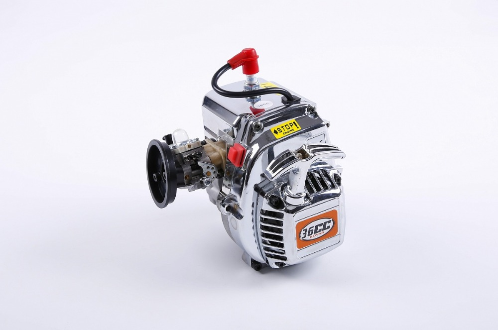 For baja 5b 1/5 scale rc baja 5b engine 4 Bolt 26cc engine with ...