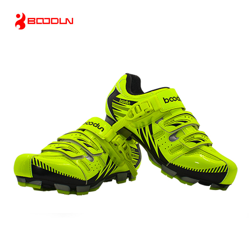 BOODUN New Breathable Professional  Self-locking Cycling Shoes MTB Bicycle Shoes Non-slip Bike Shoes Sapatos de ciclismo boodun breathable