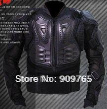 Бесплатная Доставка бездорожью Броня Body Guard Мотоциклов мотокросса Мотоцикл Шлем протектор гонки куртка Черного