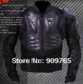 Motorcycle Accessories Parts off road Armor Body Guard Motorcycle motorcross motor Bike Helmet protector racing jacket Black