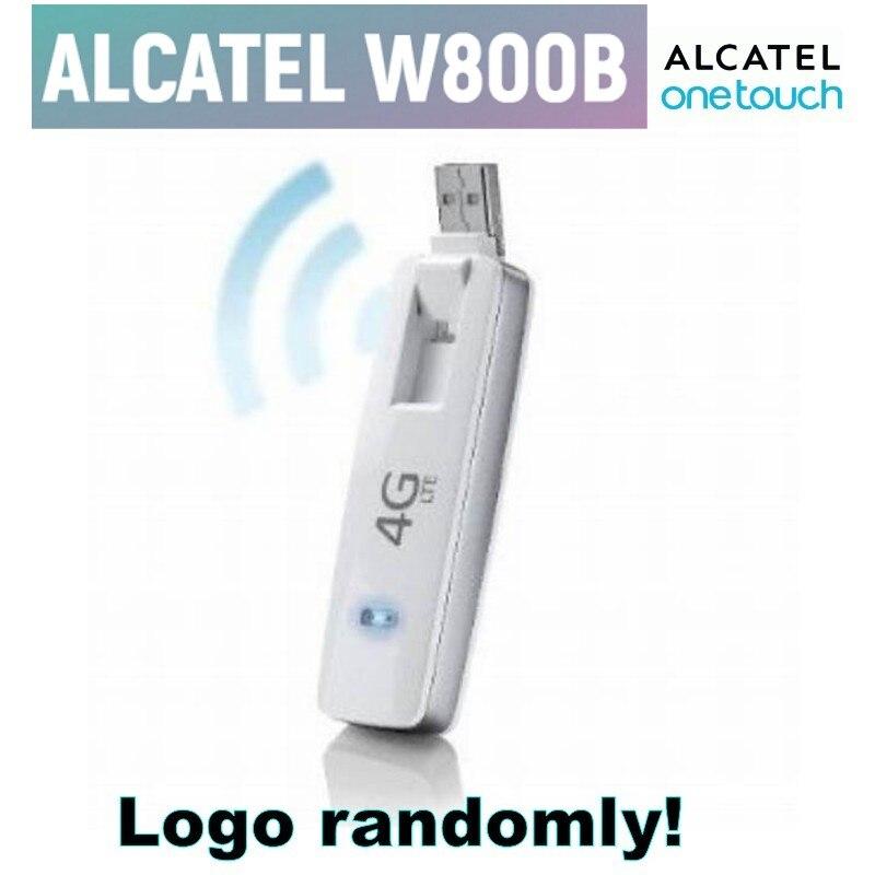 Débloqué Alcatel W800 W800B 100 Mbps 4G LTE 3G USB 10 WiFi Modem sans fil Dongle