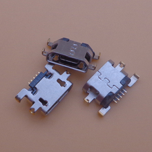 100 pces mini usb jack tomada de carregamento conector do porto power dock plug para amazon fire hd8 7th gen sx034qt substituição reparo