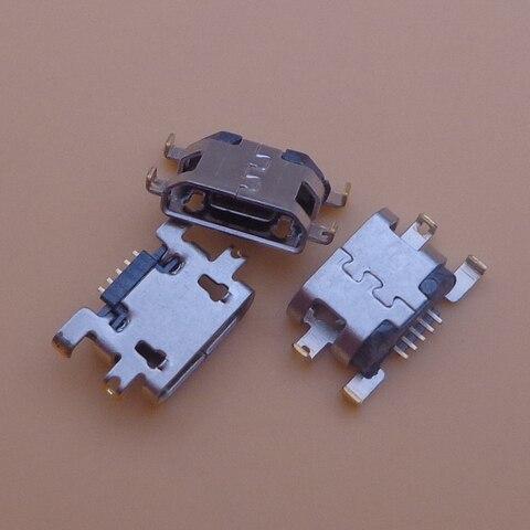 100 pcs mini usb jack cobrando conector de porta tomada de corrente doca de energia