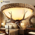 American Countryside Style Ceiling Lights Wood ceiling design Ceiling Lamps For Home Decoration lamparas de techo Free shipping