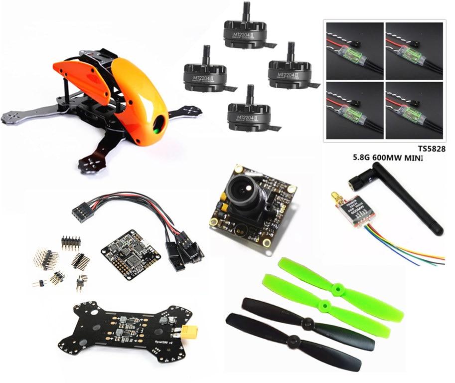 DIY FPV mini race drones Robocat 270 Fiberglass/carbon frame kit NAZE32 10DOF+EMAX 2204 II 2300KV + BL12A ESC oneshot125+TS5828 diy mini drone fpv race quadcopter qav250 zmr250 pure carbon fiber frame run with 4s kit naze32 10dof emax mt2204 ii 2300kv