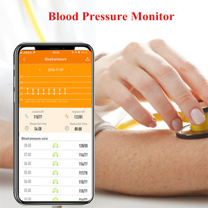 Image 3 - ONEVAN Smart Band Women Fitness Bracelet Heart Rate Blood Pressure Monitor Men GPS Sport Tracker Smart Watch for Android IOS