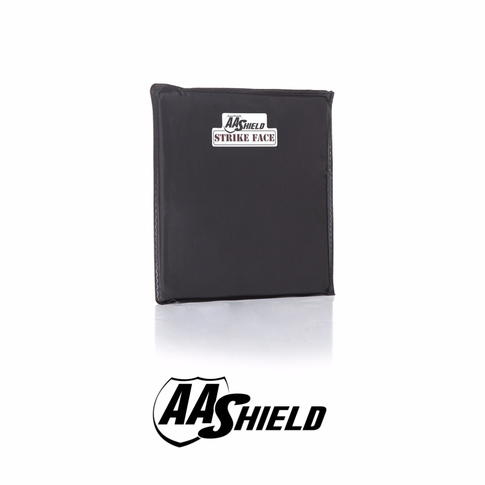 AA Shield Bullet Proof Soft Panel Body Armor Inserts Plate Aramid Core Self Defense Supply NIJ Lvl IIIA 3A 10x12