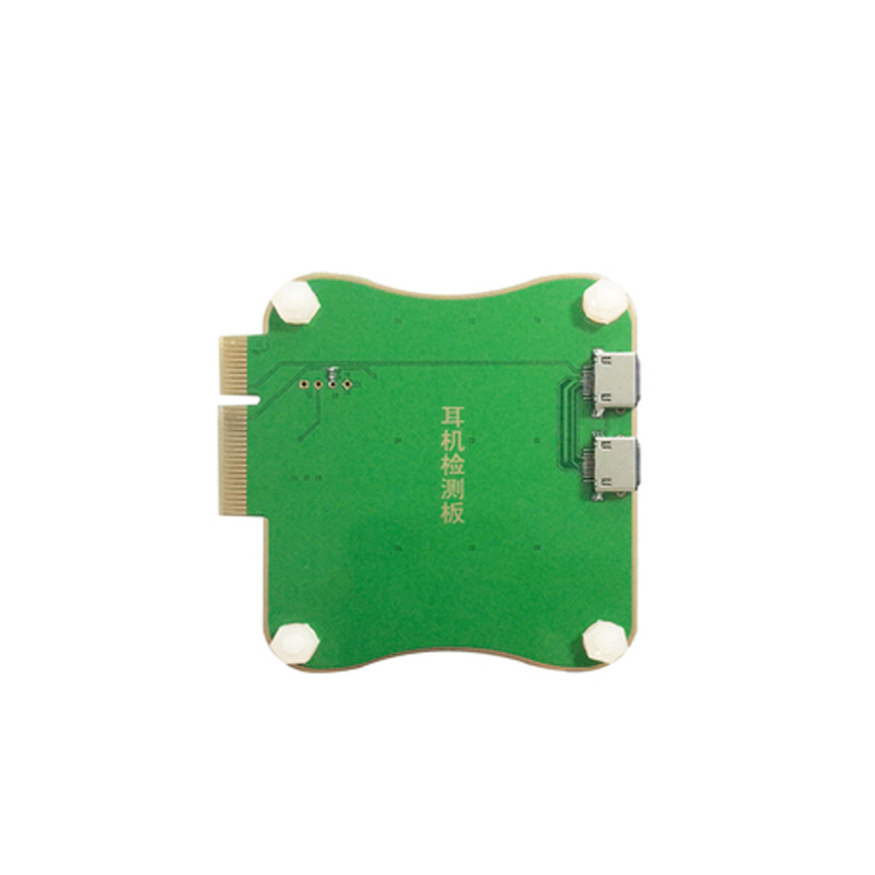 JC Pro1000S Headset Tester For iPhone Headphone Test Board Baseband EEPROM Socket Module For iPhone bronte e wuthering heights