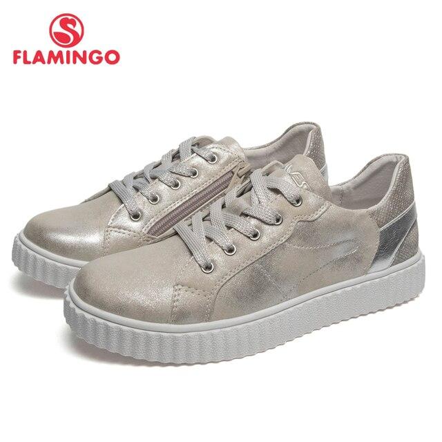 QWEST брендовые кожаные стельки дышащий арки детская спортивная обувь Hook & Loop Размеры 33-38 дети тапки для G 91P-AH-1138