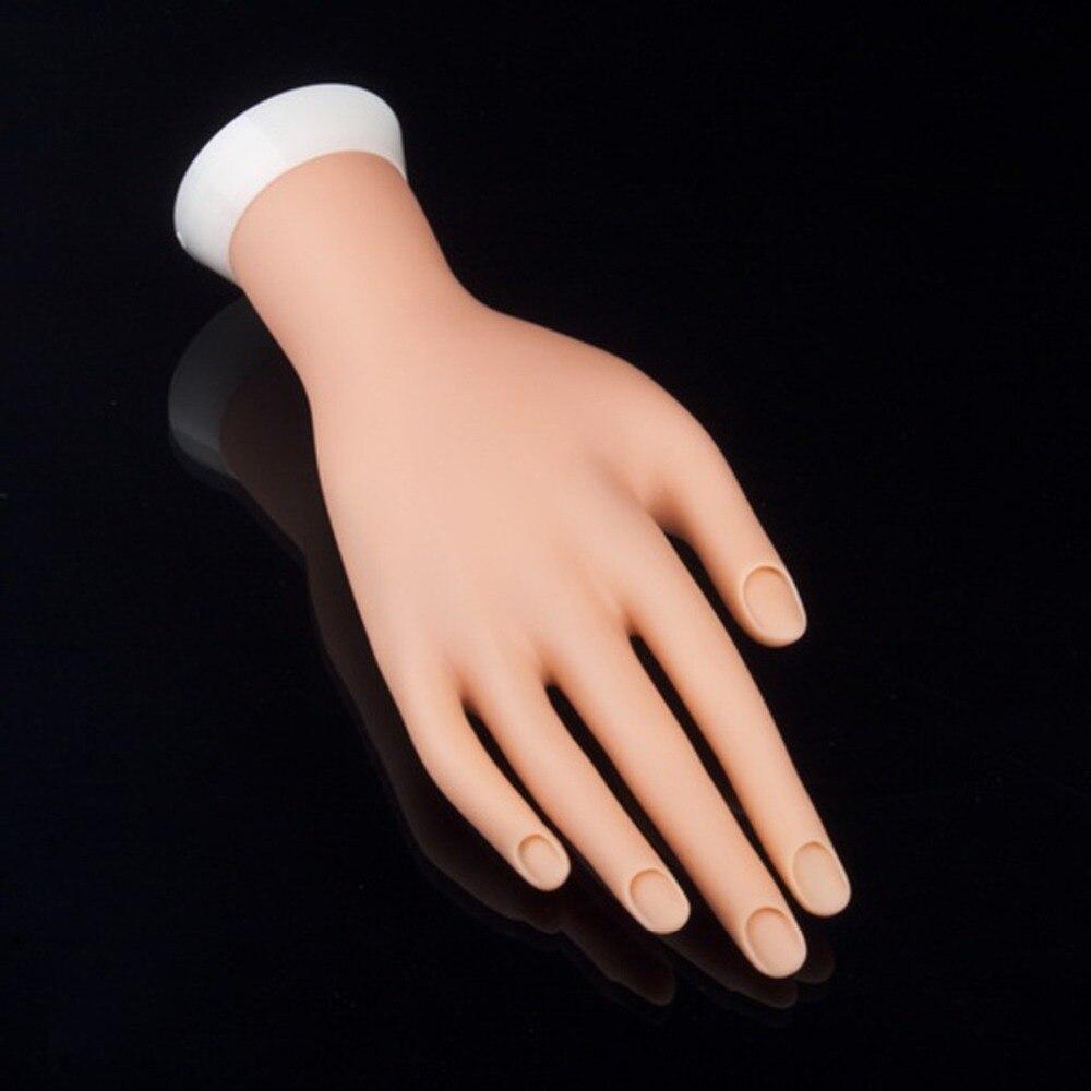 1 Stck Flexible Silikon Weiche Hand Prothese Fr Praxis Ausbildung