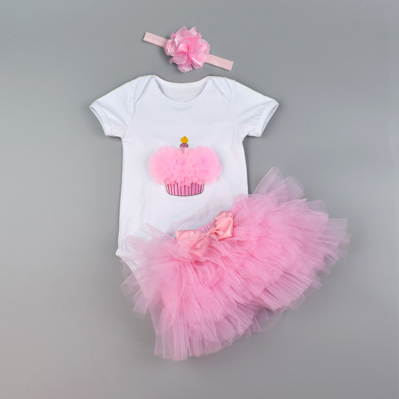 0648484b825f Detail Feedback Questions about 1st Birthday clothes Baby Girl ...