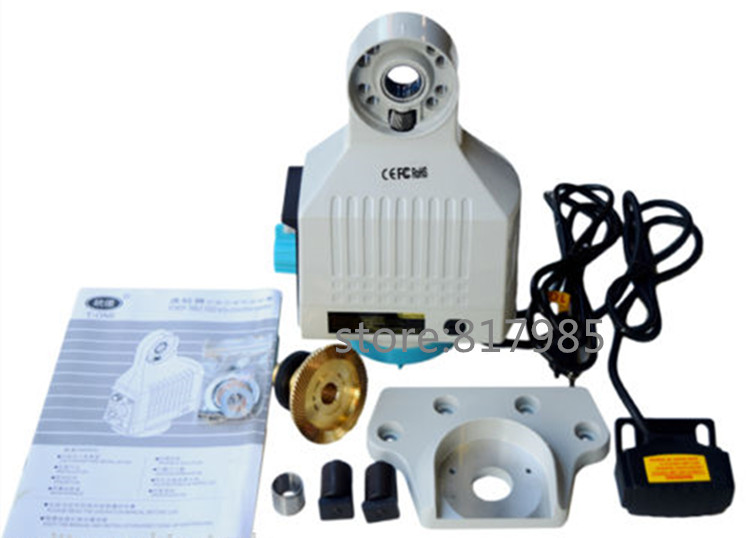 Ton 210 tr/min 450in-lb110V foret alimentation de puissance alimentation automatique table d'alimentation CE ISO Rohs passé