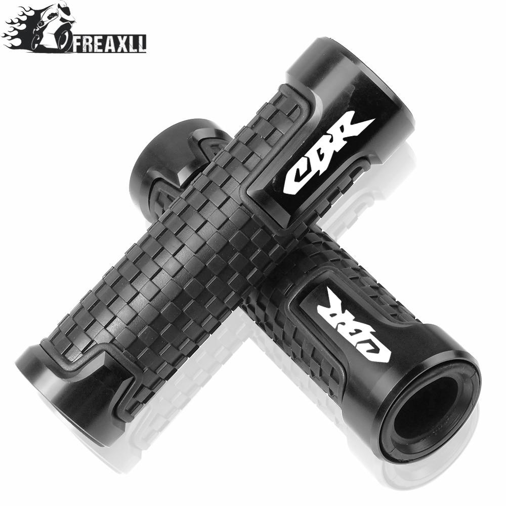 22mm 7/8'' Motorcycle  Accessories Anti-Skid Handle Grips Grips Handlebar For HONDA CBR CBR600 600RR CBR250RR 250RR RR