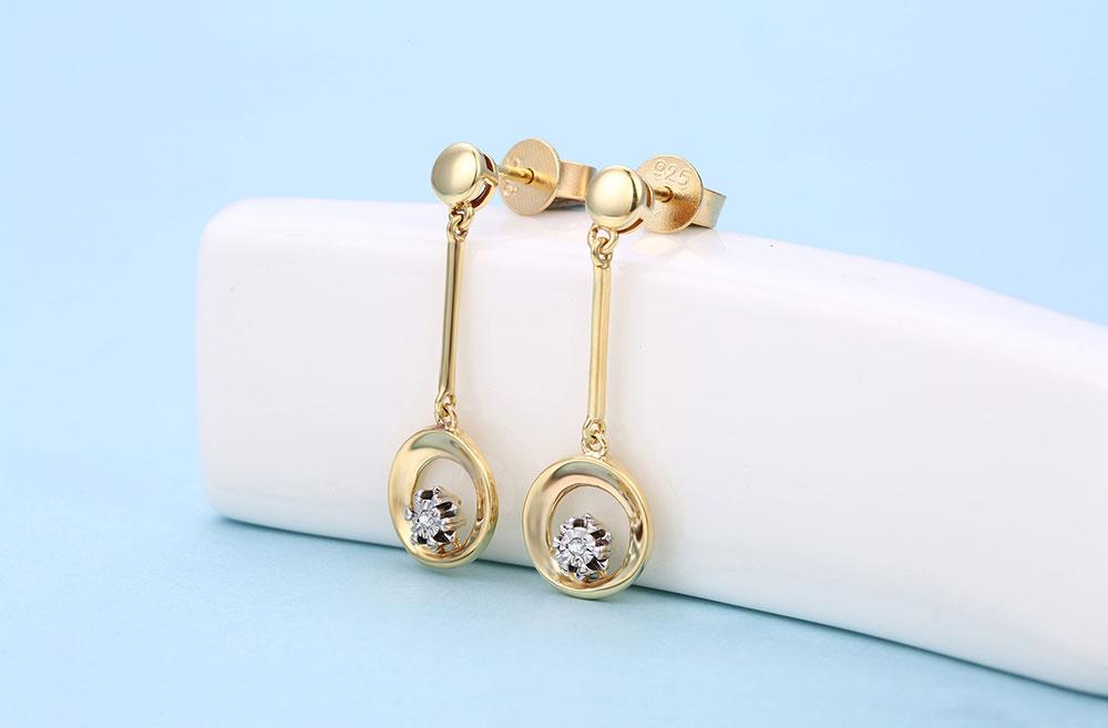 silver diamond earrings (7)