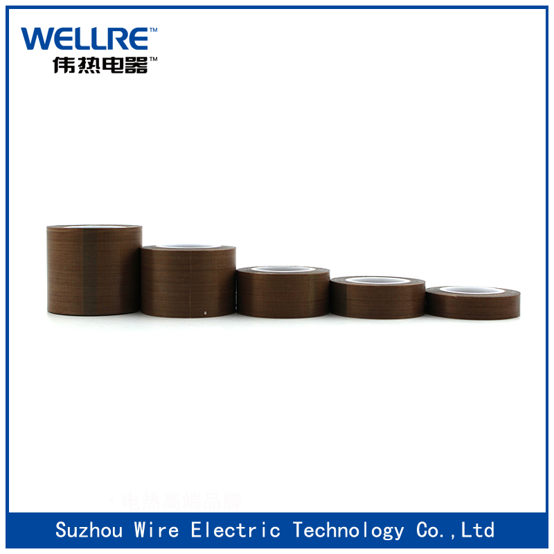 FREE SHIPPING PTFE Teflon Adhesive Tape Cloth Hi Temp Insulate 50mm ...