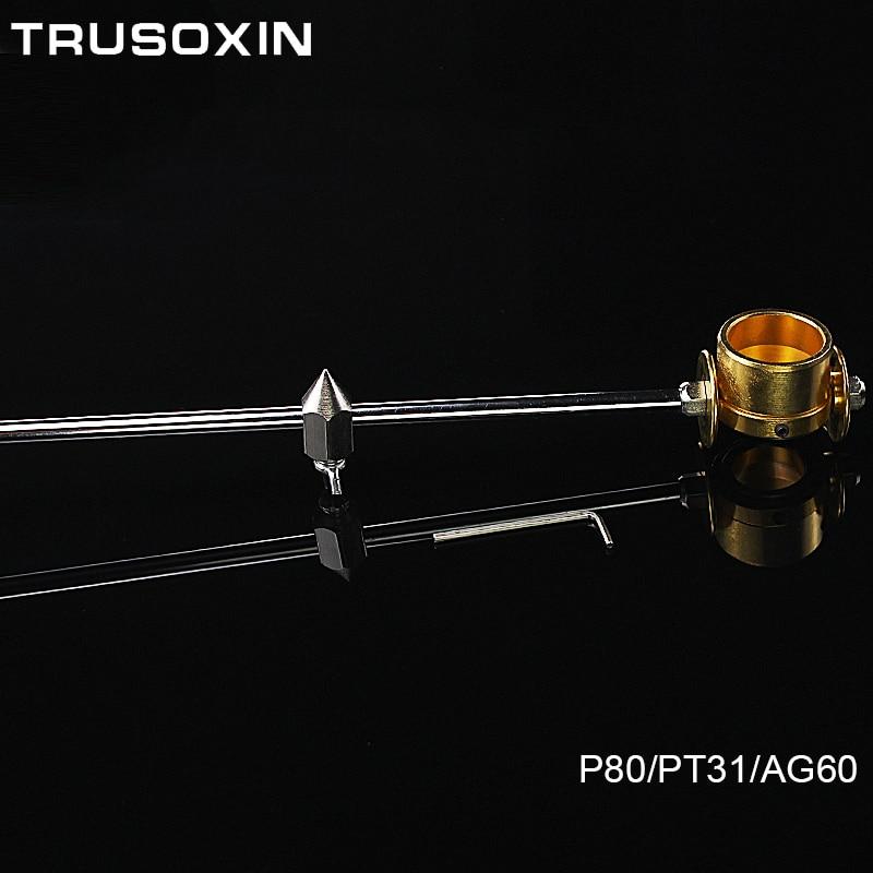 Inverter DC Air Plasma Cutter Torch Roller Guide Wheel For P80/PT31/AG60 Head Roller Wheel Plasma Cutting Gun Accessories/Torch