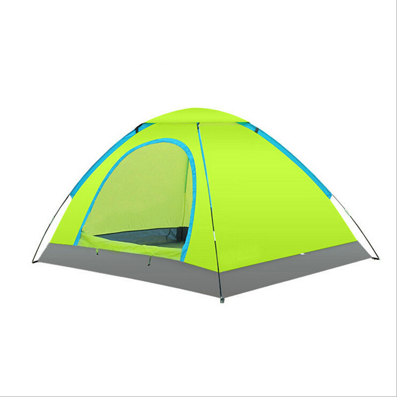 Outdoor Portable Ultralight Camping Tent Waterproof 30000MM Single Layer Mesh Hiking Tent Easy Carry Traveling Tents mobi outdoor camping equipment hiking waterproof tents high quality wigwam double layer big camping tent