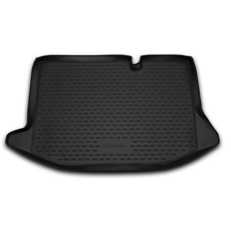 Fit For Ford Fiesta Hatchback Boot Liner 2011- Rear Trunk Mat Cargo Tray Floor Carpet 2011 2012 2013 2014 2015 2016 недорого