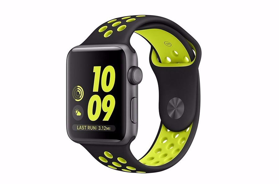 Newest Flexible breathable sport silicone Band for apple
