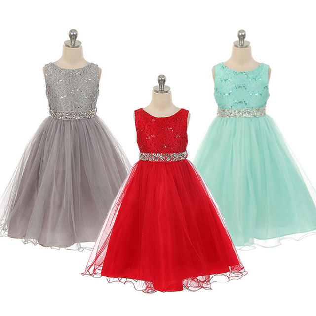 979f939b1dc5 Retail Girl Dresses Children Party Summer Princess Baby Girl Wedding ...