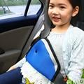 Треугольник Ребенок Машина Безопасности Ремень Настройщик, Защитой от детей Ремень Безопасности Защитник Бритья, синий Красный Бежевый Автокресла Ремень Безопасности