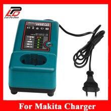 Pour MAKITA batterie De Remplacement Chargeur 7.2 V 9.6 V 12 V 14.4 V 18 V NI-MH NI-CD Batterie DC1804 DC1414T DC1414F 9100A 9001
