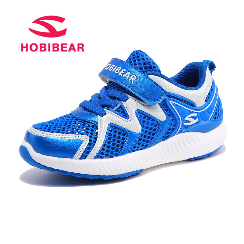HOBIBEAR Summer Children Shoes For Boys Sneakers Kids Casual Shoes Beach Trainer Running Sport Shoes School Student Footwear Kid